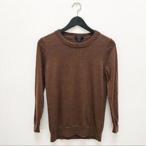 J Crew Tippi Sweater - 100% Merino Wool